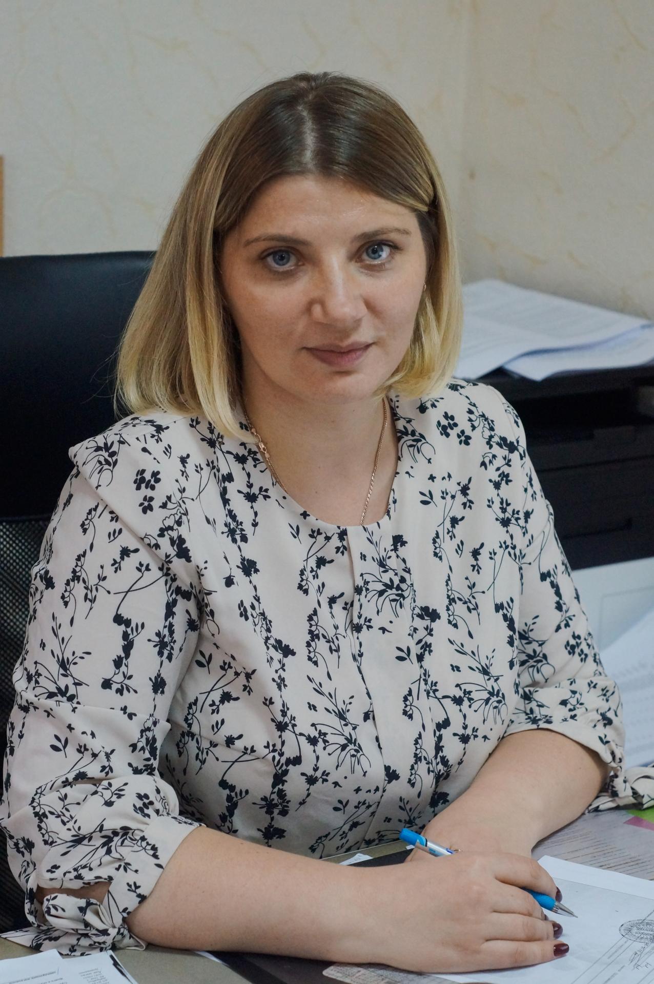 Асмоловская Юлия Владимировна