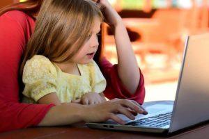 Детская безопасность и поведение в Интернете