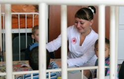 Красный Крест сегодня