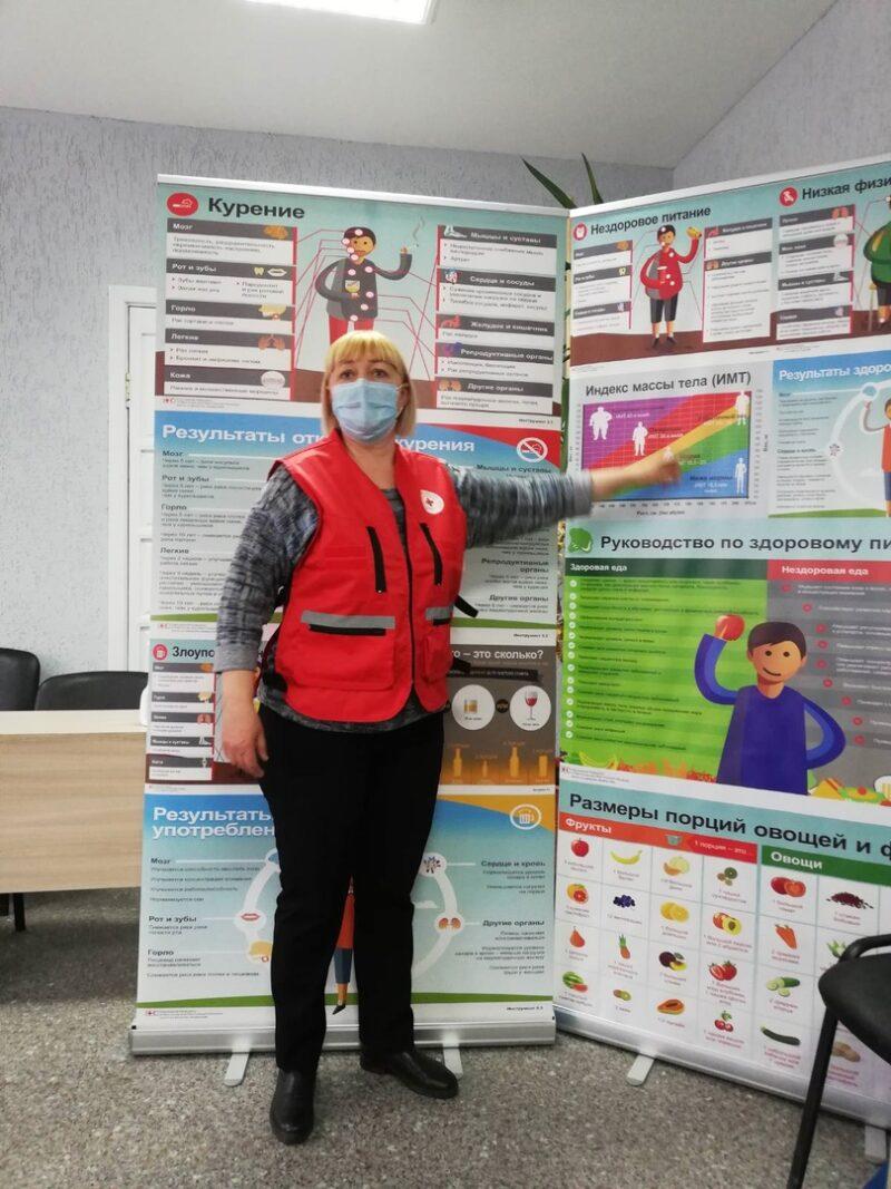 Акция на День здоровья в Гомельской области